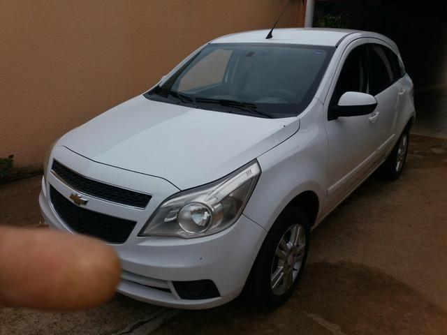 Agile LTZ Branco 2011/11 Completo