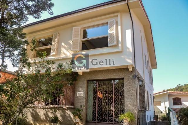 Casa à venda com 4 dormitórios em Valparaíso, Petrópolis cod:460