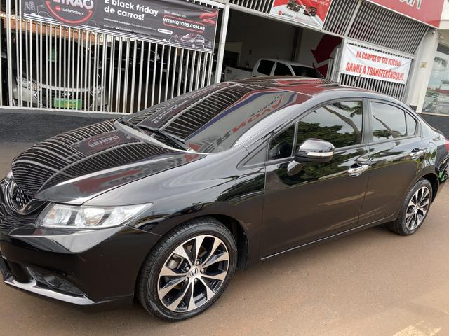 Civic 2.0 exr 2016 flexone com teto solar