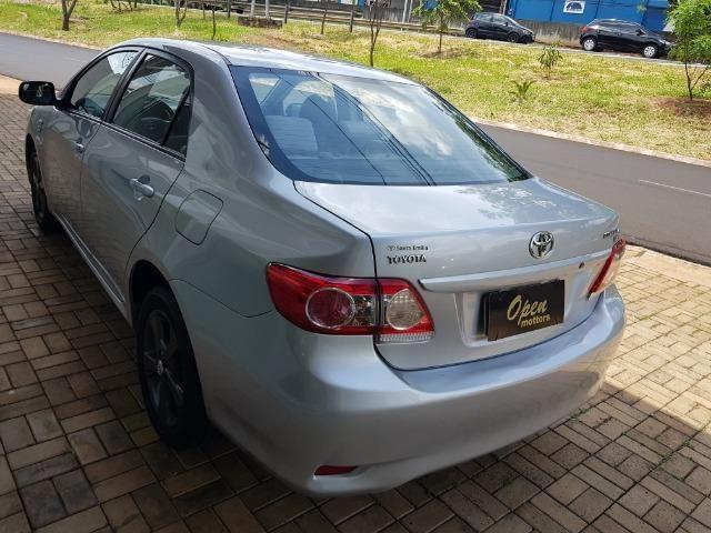 Corolla GLI 1.8 Flex 2013 Aut. Unico Dono 68.000km - Foto 5