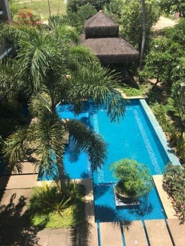 Apartamento para alugar por temporada, condomínio vila cumbuco - cumbuco - caucaia/ce - Foto 12