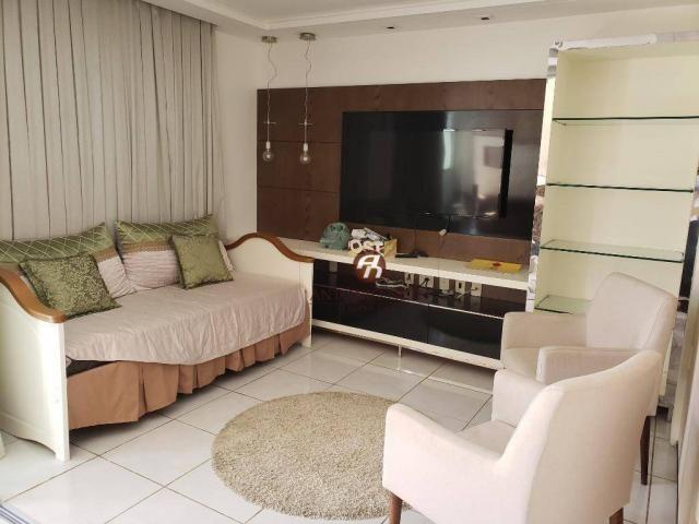 Belissima casa em alto padrão com toda a mobília e decoração inclusa no imóvel (porteira f - Foto 8