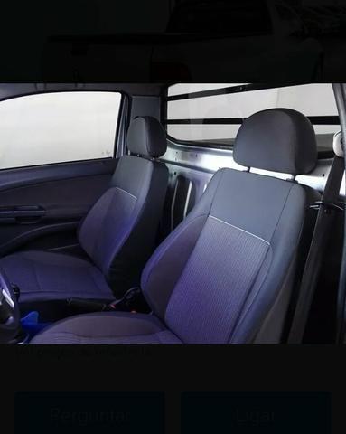 Volkswagen saveiro 2014 1.6 cab simples - Foto 9