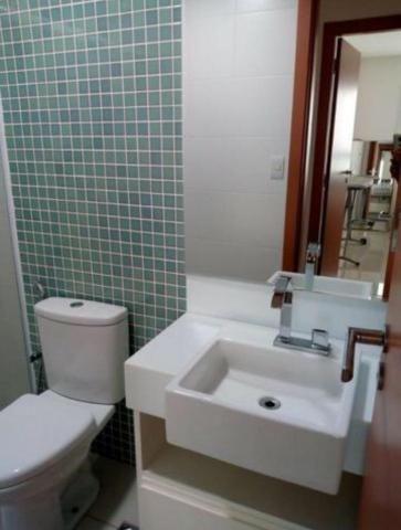 Murano Imobiliária aluga apartamento de 3 mobiliado quartos na Praia da Costa, Vila Velha  - Foto 14
