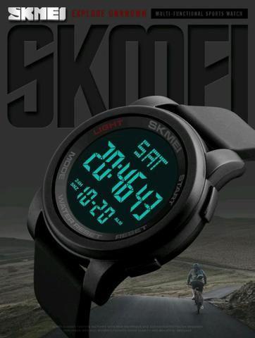 7c5764cc8b7 Relógio Skmei 1257 Masculino Digital Esportivo - Promoção ...