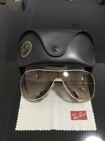 Óculos Rayban original modelo máscara novíssimo. - Bijouterias ... fa01c82fd8
