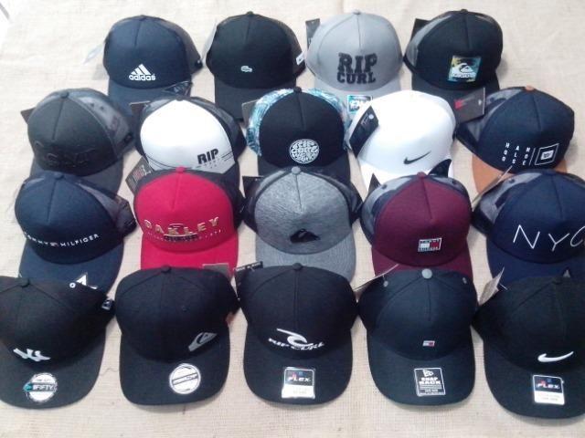 Bonés diversas marcas e modelos TOP. zap.98820 3096 OU 98808 9430 ... b3558d80296