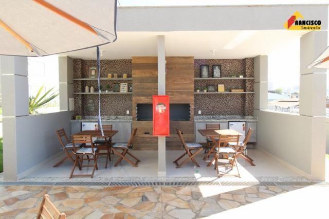 Apartamento para aluguel, 2 quartos, 1 vaga, planalto - divinópolis/mg - Foto 6