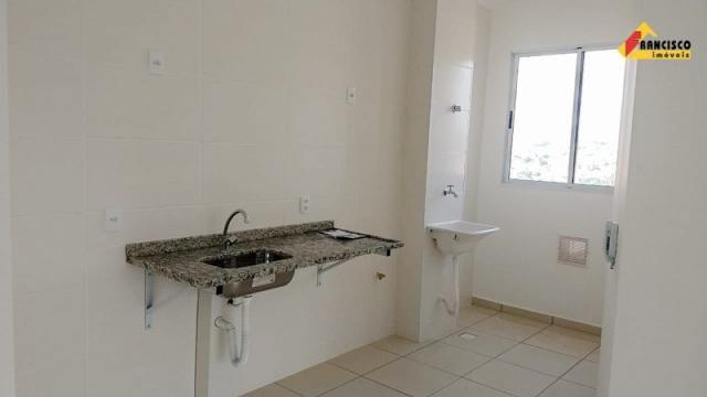 Apartamento para aluguel, 2 quartos, 1 vaga, planalto - divinópolis/mg - Foto 20