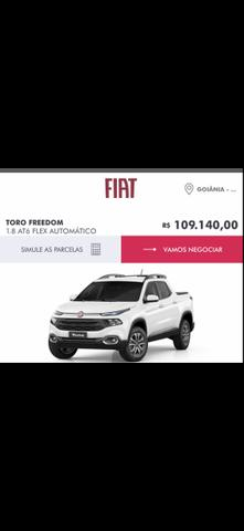 Fiat Toro Apenas 22.000 Km - Foto 7