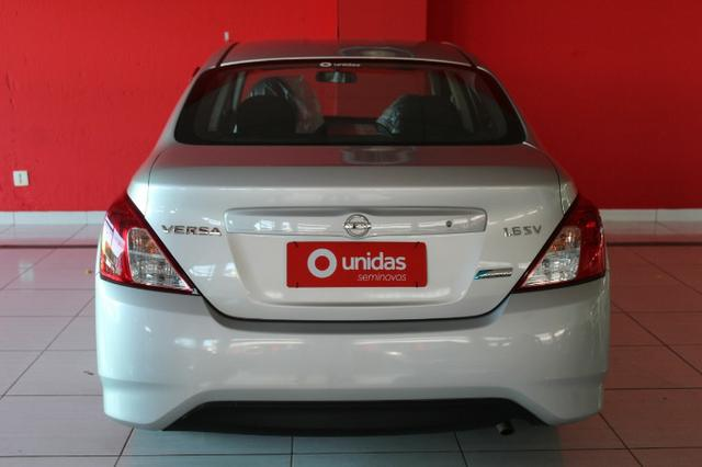 Nissan Versa Sv 1.6 Automático - Foto 8