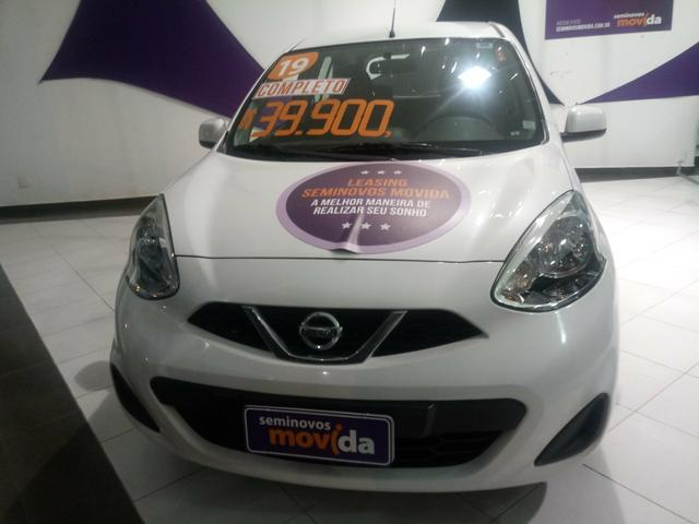 Nissan March S 1.0 2019
