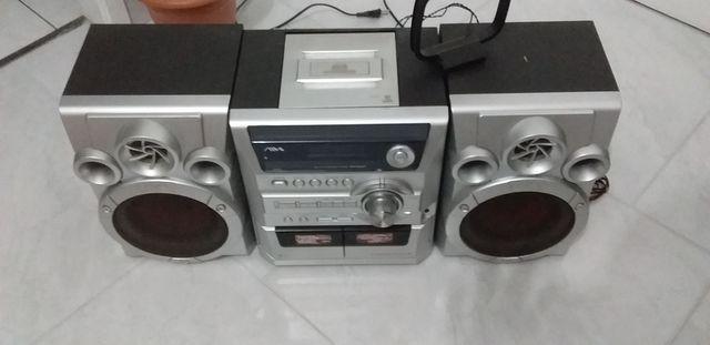 Ótimo aparelho de som...MELHOR PROPOSTA $$ LEVA