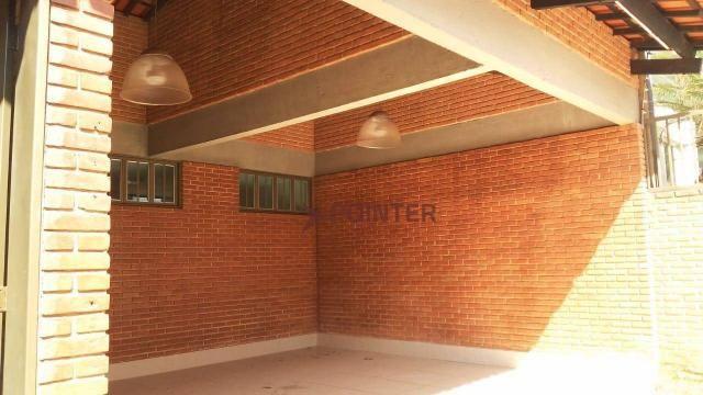 Casa com 3 dormitórios para alugar, 250 m² por R$ 6.500,00/mês - Setor Bueno - Goiânia/GO