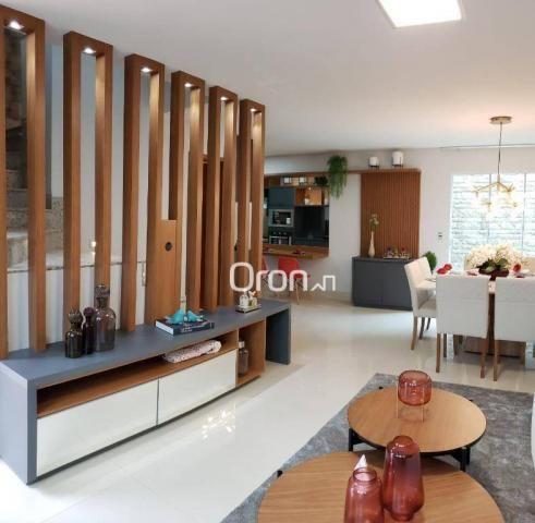 Sobrado com 3 dormitórios à venda, 134 m² por R$ 489.000,00 - Jardim Imperial - Aparecida