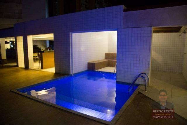 Apartamento com 3 dormitórios à venda, 110 m² por R$ 719.900,00 - Aldeota - Fortaleza/CE - Foto 8