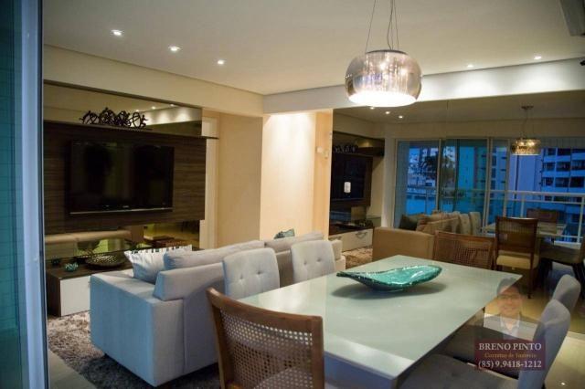 Apartamento com 3 dormitórios à venda, 110 m² por R$ 719.900,00 - Aldeota - Fortaleza/CE - Foto 16