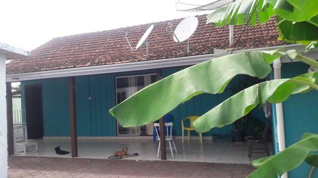 Vendo casa na praia do ervino - Foto 3