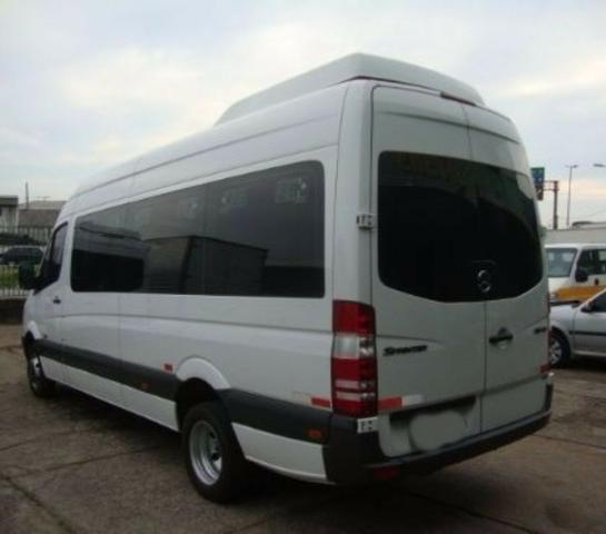 MB Sprinter Van 415 2014 com dívida - Foto 2