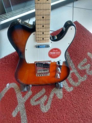 Guitarra Squier Telecaster Affinity (Mixer Instrumentos Musicais) - Foto 2