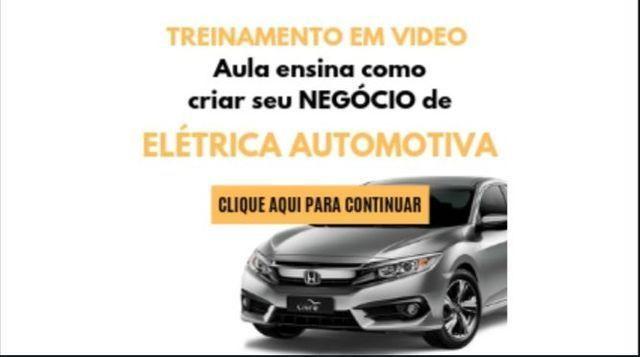 Curso Online Elétrica Automotiva<br><br> - Foto 3