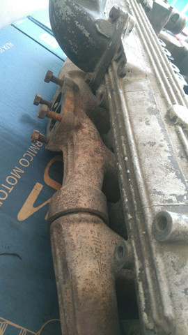 Carbecote de motor mwm seri 10 turbinado e intecolado  - Foto 2