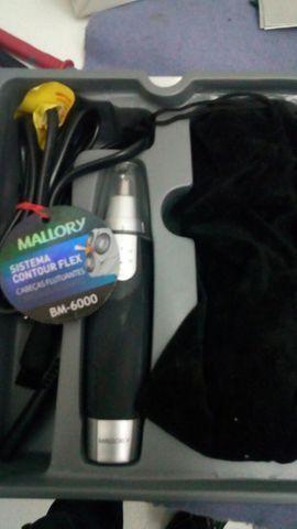 Barbeador elétrico Mallory - Foto 3