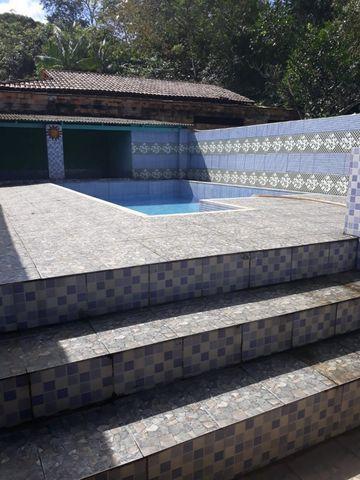 Só 40.000 de entrada, Casa Com Piscina 3/4 300 M2, Em Benfica, Igarapé bem em frente - Foto 14