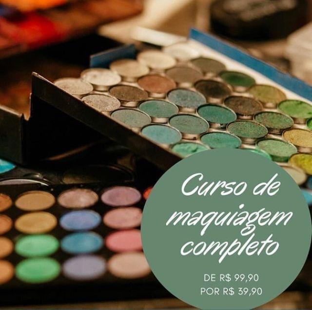 Curso de Maquiagem na Web! Com certificado! - Foto 3