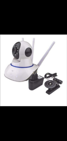 Câmera segurança robô Wi-Fi  - Foto 2