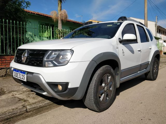 Duster 4x4 Dakar 2016