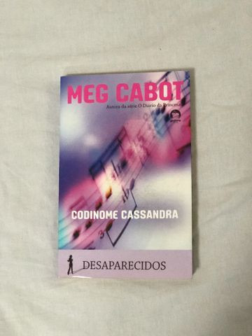 Livro Codinome Cassandra