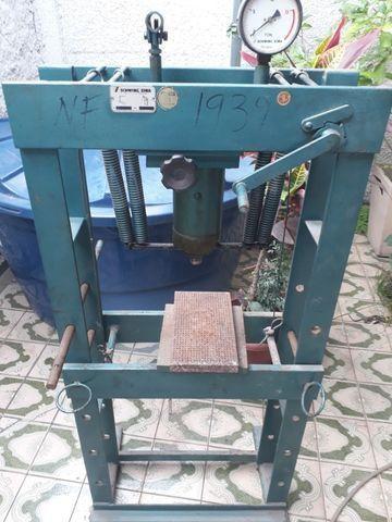 Prensa hidráulica 15 toneladas - Foto 3