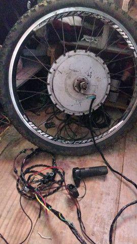 Vendo motor para bicicleta eletrica