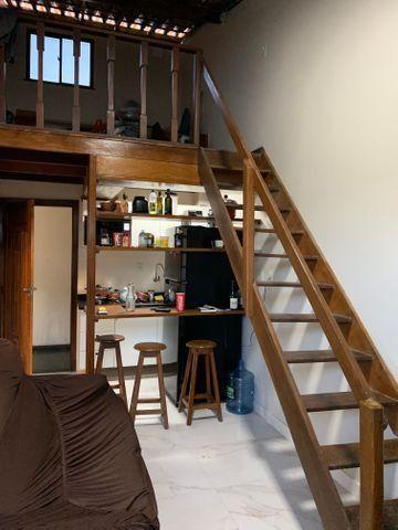 Apartamento quarto e sala com mezanino - Foto 2