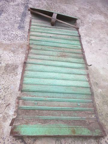 Porta de aço pequena - Foto 2