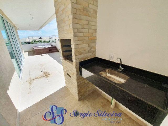 Cobertura no Golf Ville à venda no Porto das Dunas com 3 suítes - Foto 9