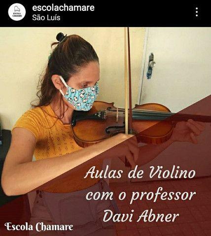 Aula de Piano - Escola Chamare - Foto 4
