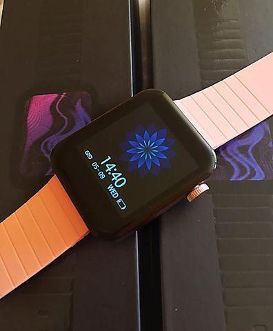 Relógio SmartWatch Mi 5 Watch (Android e IOS) à prova d'água - Foto 3