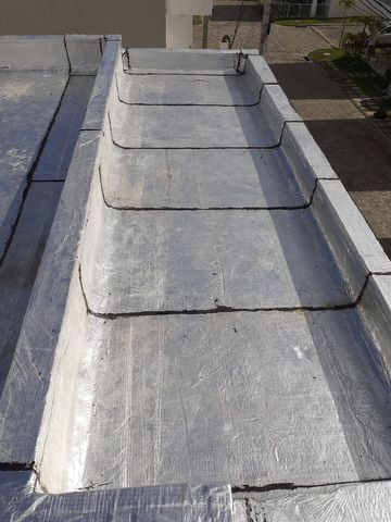 Impermeabilização  em lajes e telhados