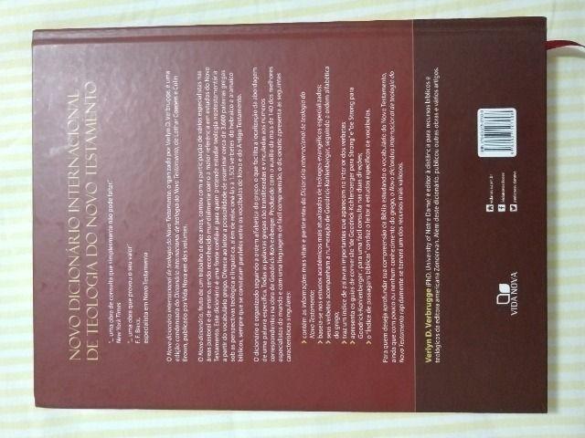 Dicionário Internacional de Teologia do Novo Testamento - Foto 3