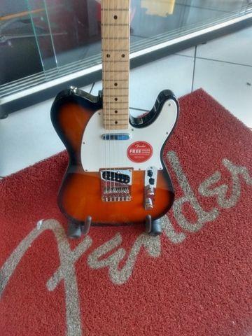 Guitarra Squier Telecaster Affinity (Mixer Instrumentos Musicais) - Foto 3