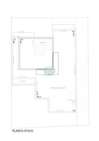 Casa de condomínio à venda com 3 dormitórios em Campo comprido, Curitiba cod:PAR74 - Foto 7