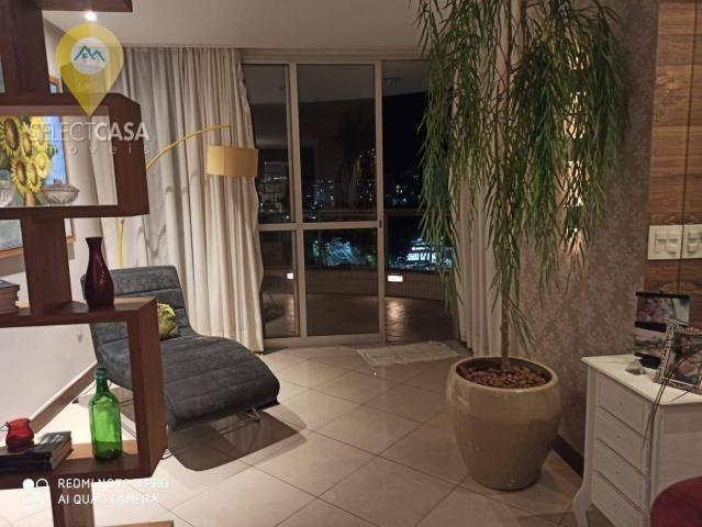 Apartamento 4 quartos em Jardim Camburi sendo 1 por andar - Foto 7