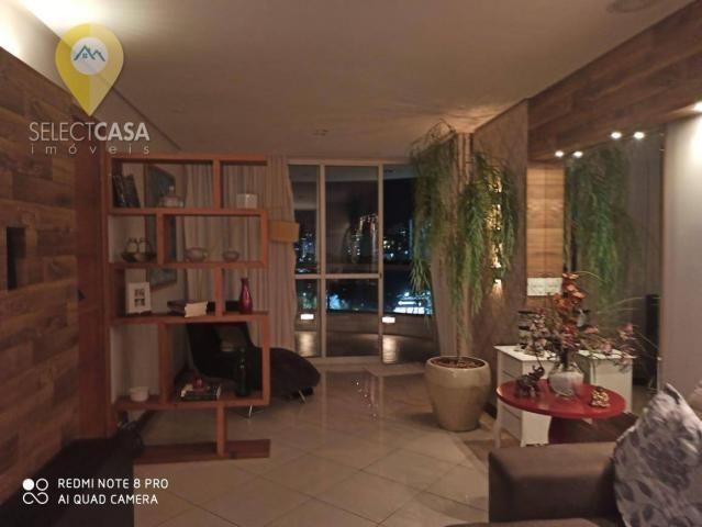 Apartamento 4 quartos em Jardim Camburi sendo 1 por andar - Foto 6