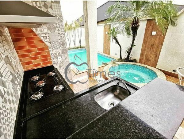 Casa sobrado em condomínio com 4 quartos no Portal do Sol Green - Bairro em Goiânia - Foto 3