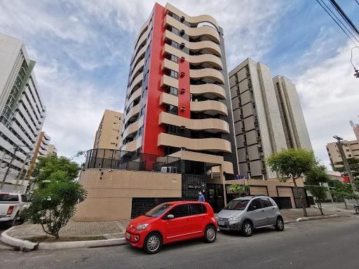 Apartamento com 2 dormitórios à venda, 65 m² por R$ 370.000,00 - Ponta Verde - Maceió/AL