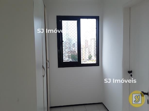 Apartamento para alugar com 3 dormitórios em Dionísio torres, Fortaleza cod:51353 - Foto 14