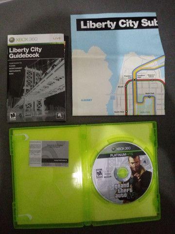 Jogo Xbox360 GTA 4 - Foto 3