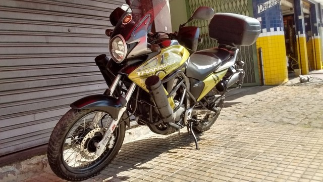 Moto Transalp - Foto 2